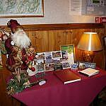 Reception at Christmas