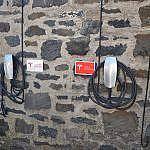 elecric car charging points